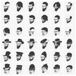 hairstyles with a beard and mustache wearing glasses wearing - 78702713