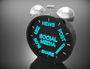 soacial media