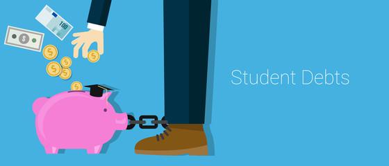 student debts