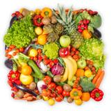 frutta e verdura globale