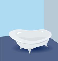 bath bathroom, bath white