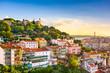 Lisbon, Portugal Skyline - 78707930