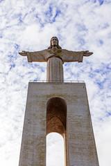 Cristo-Rei or King Christ Sanctuary in Almada