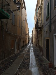 Enge Gasse Alghero