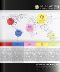 Business Template World Network.