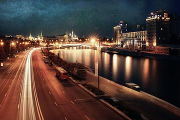 background blur night traffic jams traffic speed