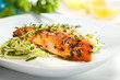 Salmon Steak - 78709581
