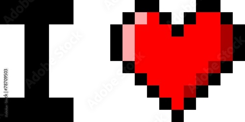 Pixel_Herz © thomas222