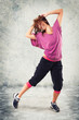 Tanz Frau Bewegung