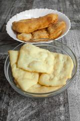 Homemade Panzerotti