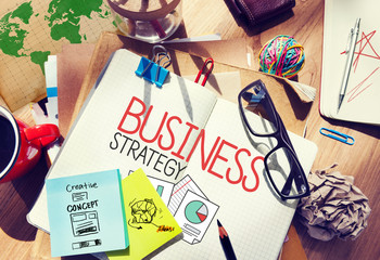 Strategy Development Goal Marketing Vision Planning Business