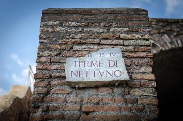 Termes romains