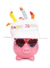 piggy bank birthday