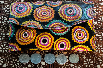 Wallet from India