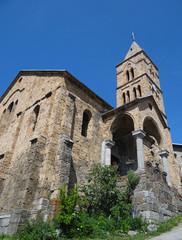 Eglise du hameau des Terrasses - La Grave (Hautes-Alpes)