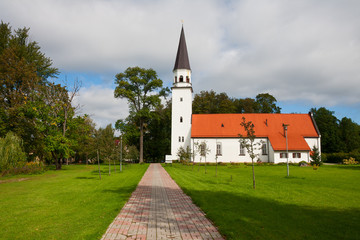 Sigulda Church, Latvia