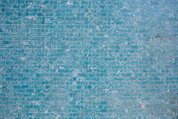 Background texture blue floor