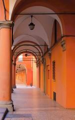 Bologna, Italy, arch
