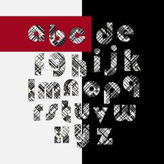 alphabet, graphic, monochrome, black, white, vintage, lowercase