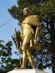 Mahatma Gandhi The monument in Shimla, India