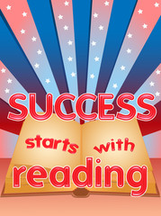 Success starts with reading