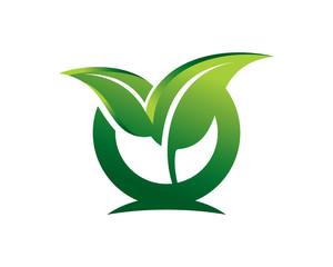 Eco Logo Vector
