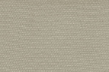 Beige Khaki Cotton Fabric Texture Background, Detailed Macro