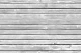 Fototapeta Seamless background texture, white wooden wall