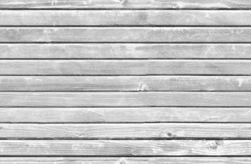 Seamless background texture, white wooden wall