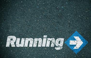 Running ground