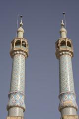 Two minaret
