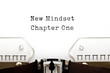 New Mindset Chapter One Typewriter - 78727330