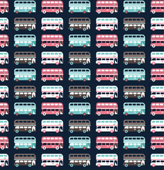 buses pattern