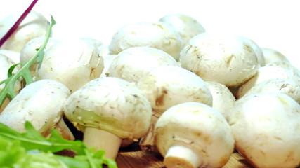 champignons mushrooms