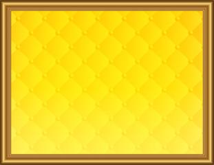 キルティング黄色2