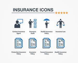 Insurance Icons 9