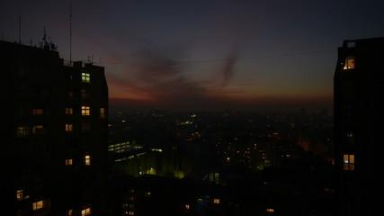 City night - TIME LAPSE HD 1920x1080 30P