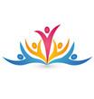 Teamwork leader successful business people logo vector
