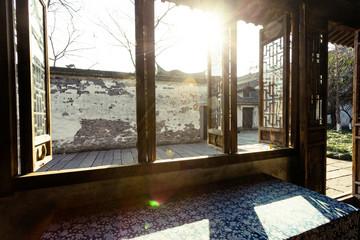 chinese vintage house windows