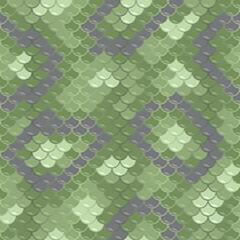 Seamless skin pattern