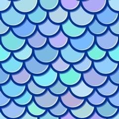 Seamless squama pattern