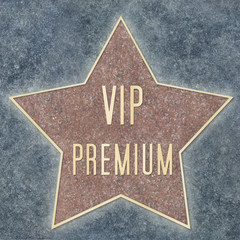 VIP Premium Stern Background