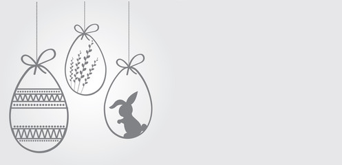 Wielkanoc kartka z życzeniami