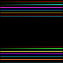 colorful line background Illustration