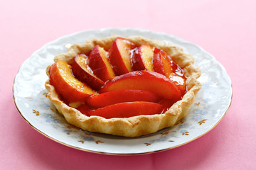 Sweet Pie with peach