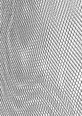The net pattern black