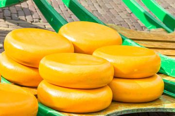 Yellow cheeses