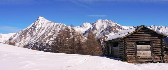 Winter in Tirol - wintery Tyrol, Austria