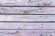 canvas print picture - Holztisch, lackiert, Farbe, abgeblättert, lila
