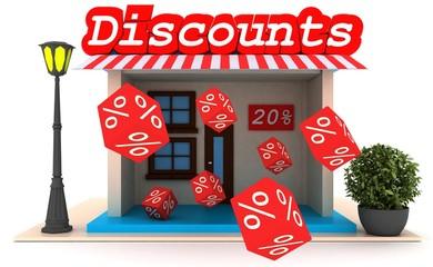 discounts shop